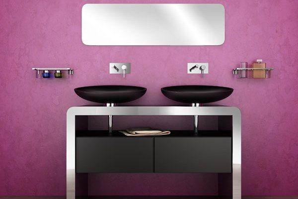 Стильные ванные комнаты