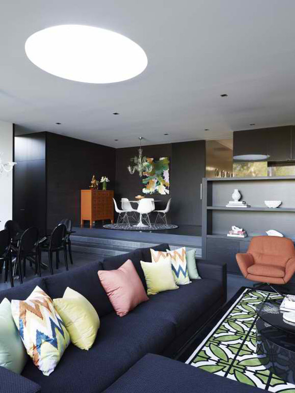 Современный австралийский домик