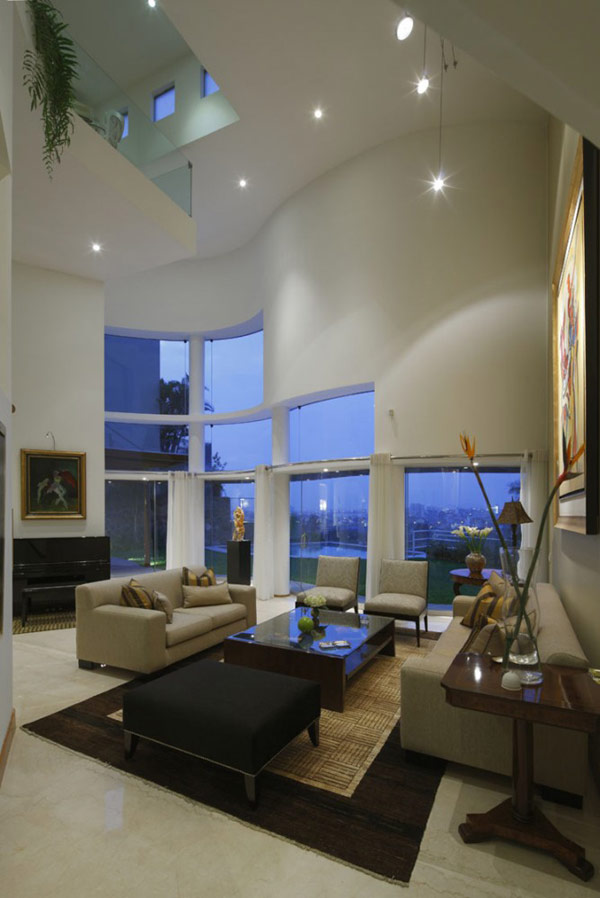 Современное жилье в Лиме