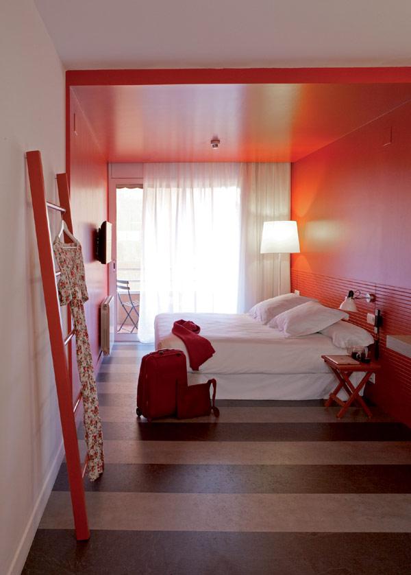Шик и шарм барселонской гостиницы