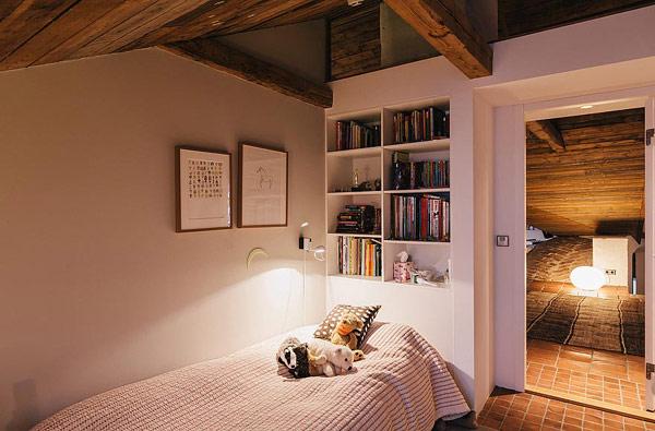 Уют и хороший вкус, продемонстрированный Стокгольмским дюплексом с 7 комнатами