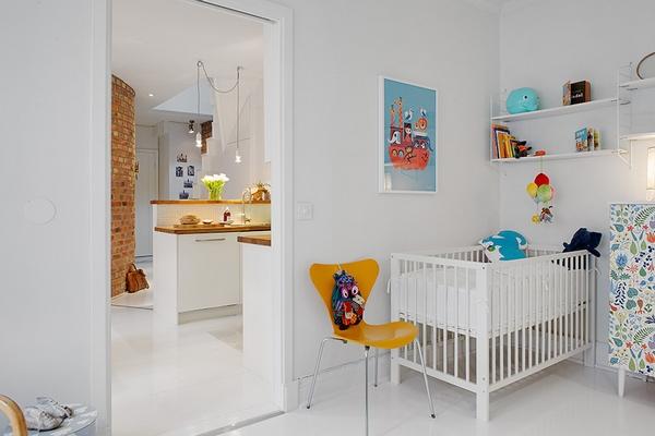 Шведская сказка: Роскошная квартира в Гетеборге
