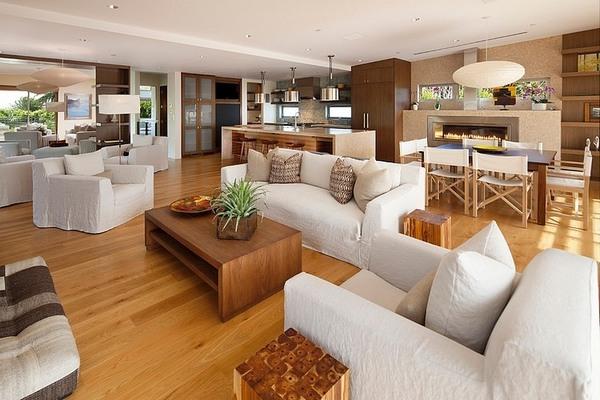 Очаровательный эко дом с великолепным видом на тихий океан