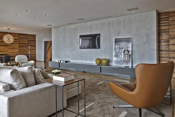 Уют встречает большой город: L.A. Apartment