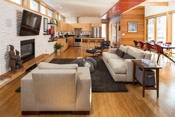 Энергосберегающий дом: Проект Урбана Грина в Миннесоте