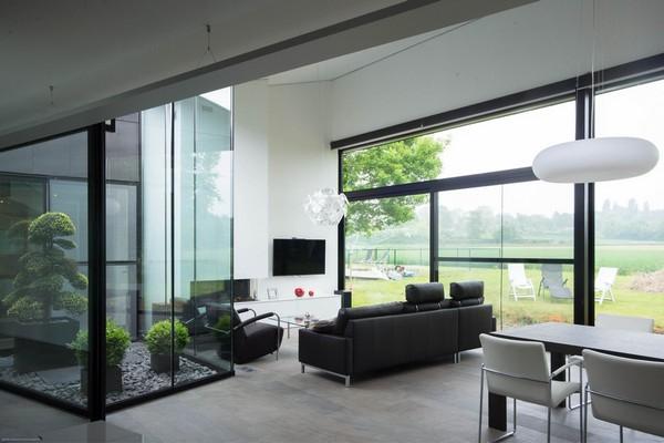 Приспособленный к потребностям пожилой пары: семейный дом в Oud-Heverlee
