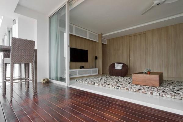 Архитектура Сингапура: Лофт-Квартира Студии АО