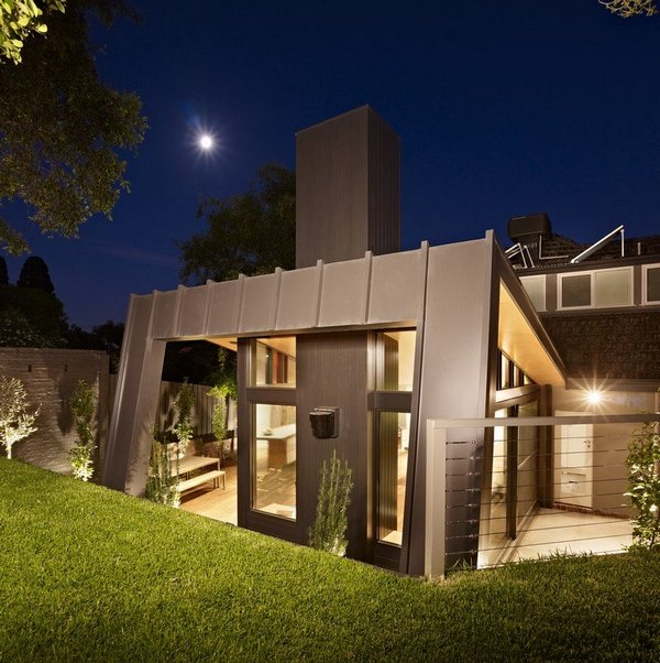 Неукротимая геометрия мельбурнского особняка