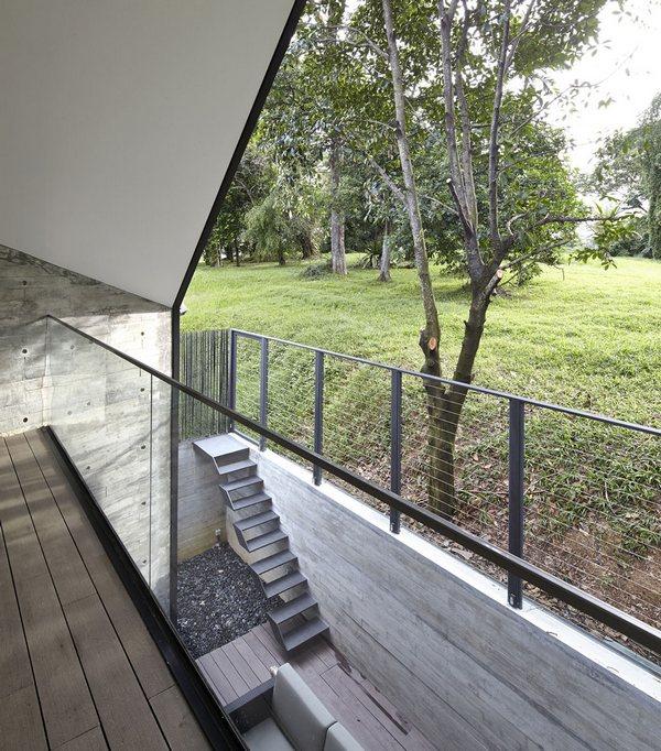 Элегантный интерьер с элементами индастриал