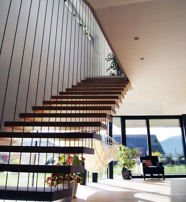 Современный дом в Австрии