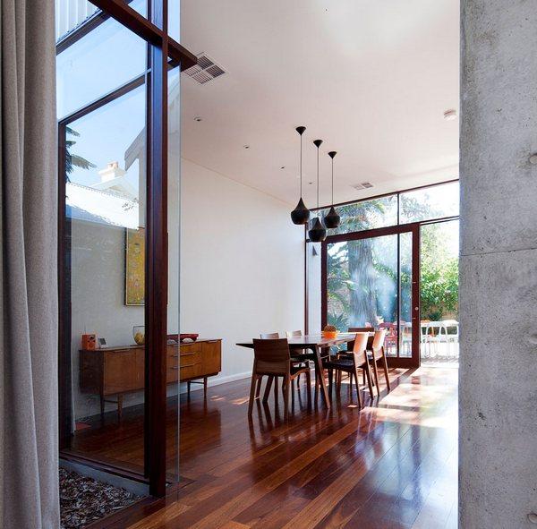 Современный дом с историческим прошлым, Австралия