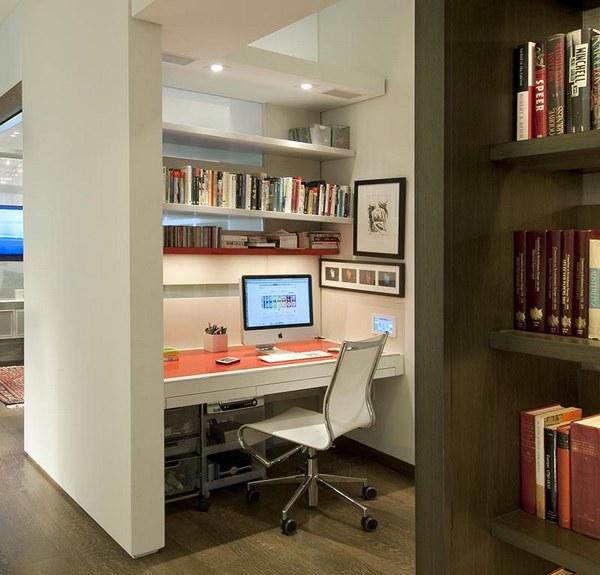 Стильный и элегантный Нью-йоркский лофт со сложными жилищными функциями