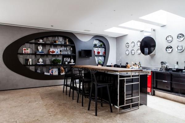 Оазис релаксации: резиденция в Сан-Паулу, Бразилия