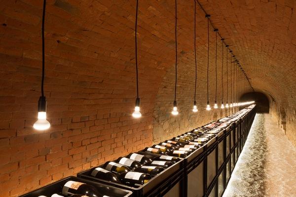 Модернизация винного погреба