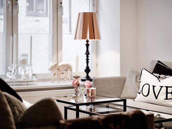 Современный дизайн интерьера квартиры фото