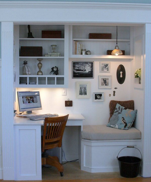 30 идей для домашнего офиса
