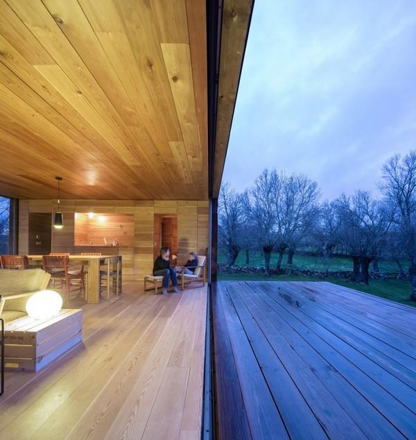 Проект одноэтажного дома фото