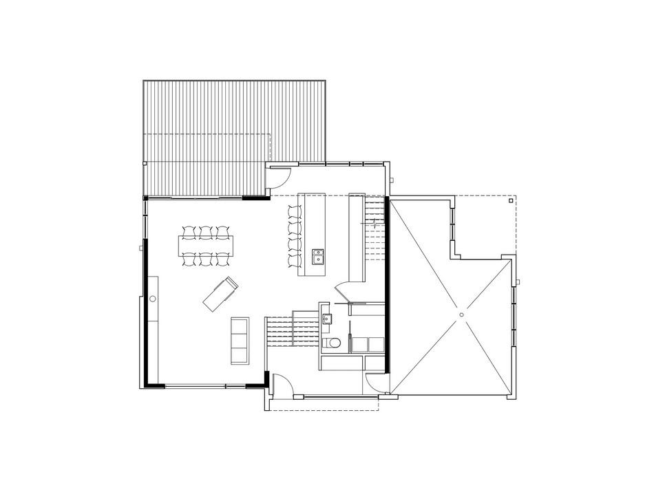 Новое лицо старого бунгало: проект дома Lausanna