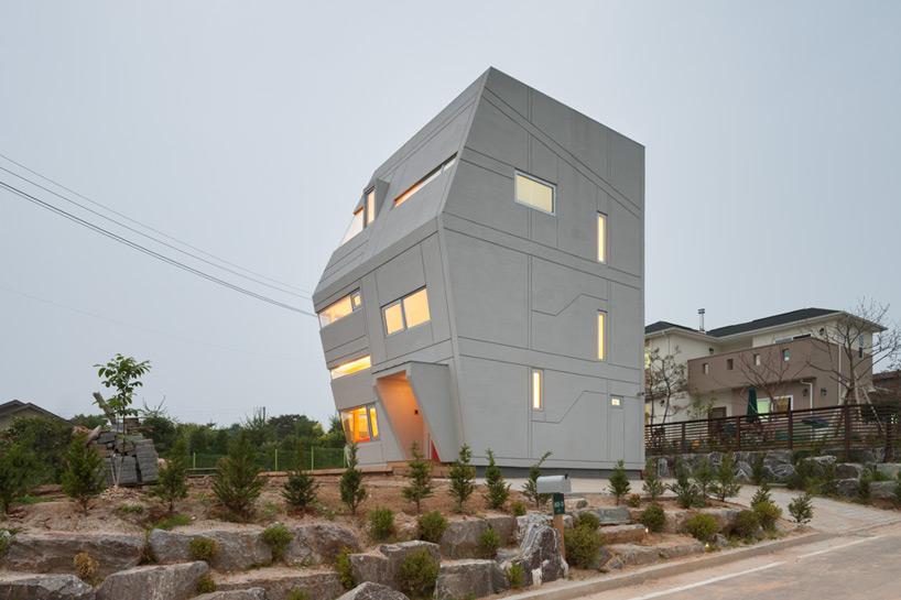 Экстравагантный дом в стиле «Star Wars»