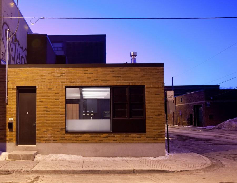 Преобразование интерьера полувекового здания