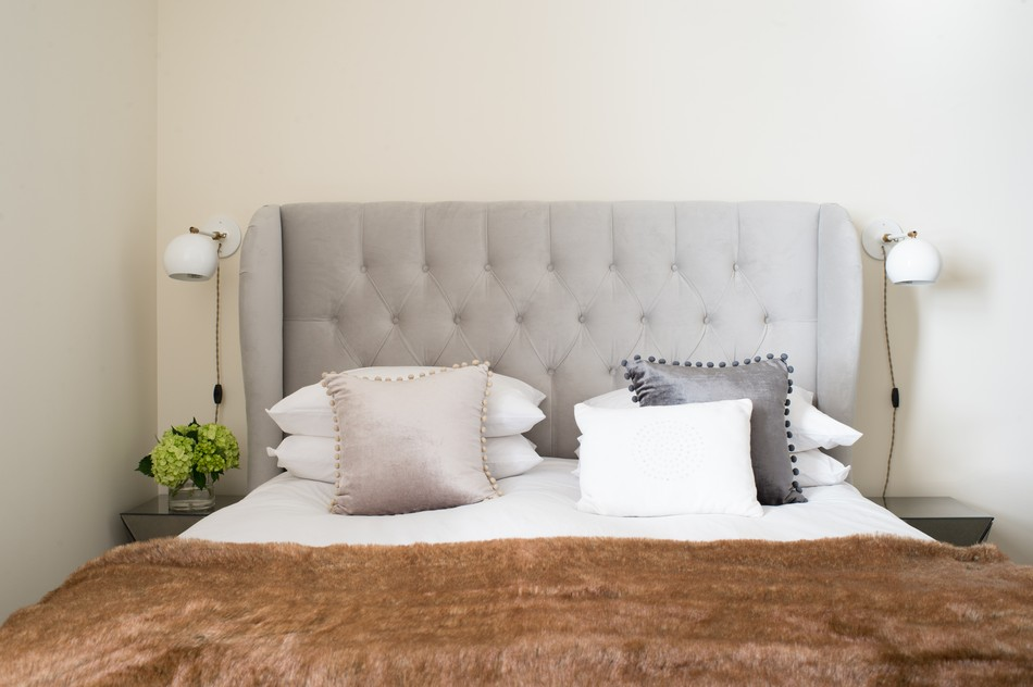 Квартира современной пары в Бруклине