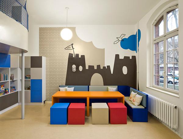 Дизайн интерьера квартир детской
