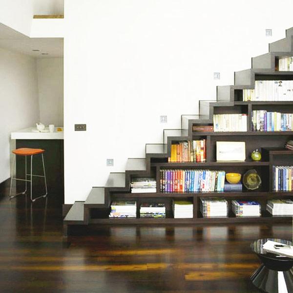30 идей для функциональной лестницы