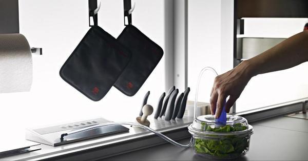 Инновационные и эргономичные функции кухни