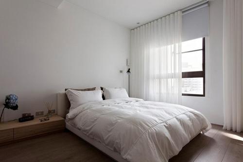 Тайваньский дизайн в современной квартире
