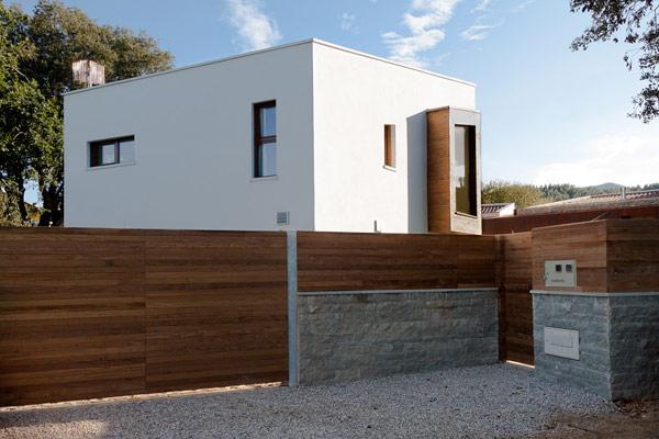 Энергосберегающий дом в Испании