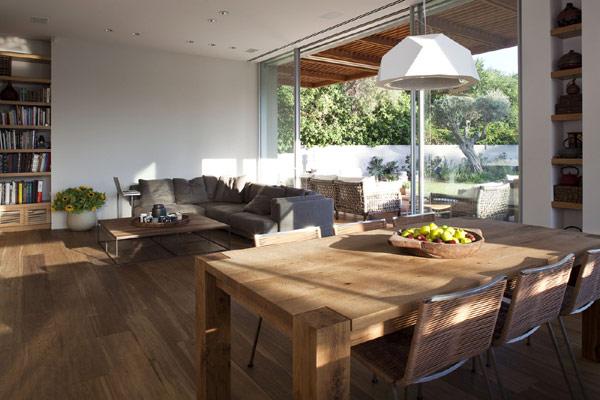 Современное жилье в Израиле - разнообразие структур