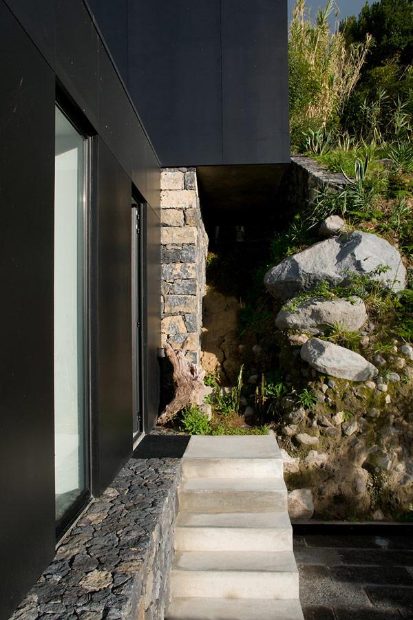 Современный домик для викенда, Португалия