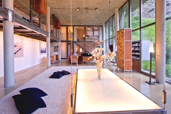 Роскошное манхэттенское шале в Швейцарии