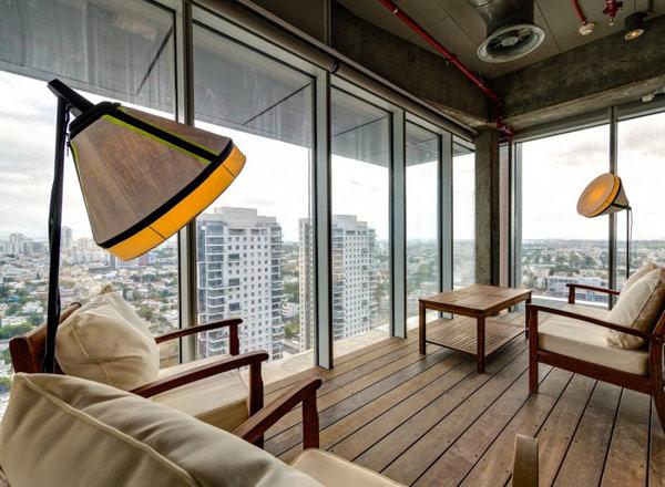 Обзор нового офиса Google в Тель-Авиве