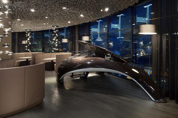 Современный 4 звездный отель с шикарным эко дизайном