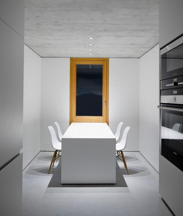 Красивый и простой дом, созданный в Виларкийо, Испания