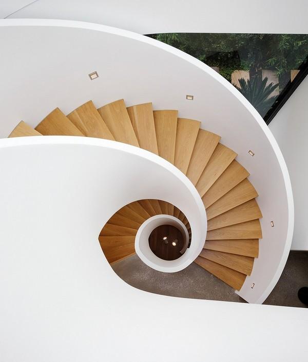 Креативная архитектура в Австралии исследует понятие перспективы и убежища