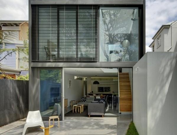 Тщательно обработанное домашнее расширение в Сиднее