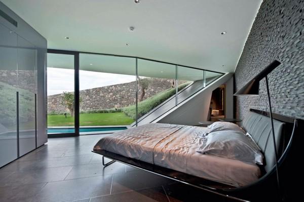Каскадное здание от Aytac Architects