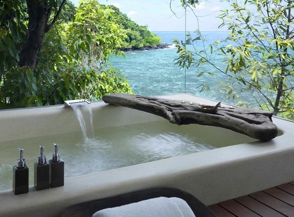 Частный островной курорт в Камбодже