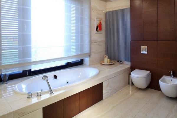 Изящный подход к дизайну дома в 300 кв.м. Польша
