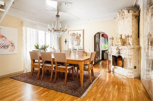 Качество жизни за рамками обычного: вдохновляющий дом в Куллавик, Швеция