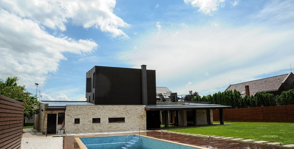 """""""Дом в доме"""" – Концепция, поставленная Modern Living Project в Тимишоаре, Румыния"""