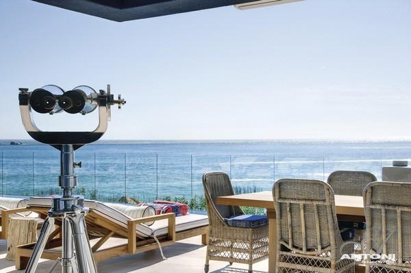 Впечатляющее обновление пляжной недвижимости в Кейптауне от дизайнерской группы АНТОНИ