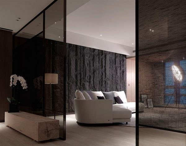 Роскошная квартира с безупречным декором от дизайн-студии KCD