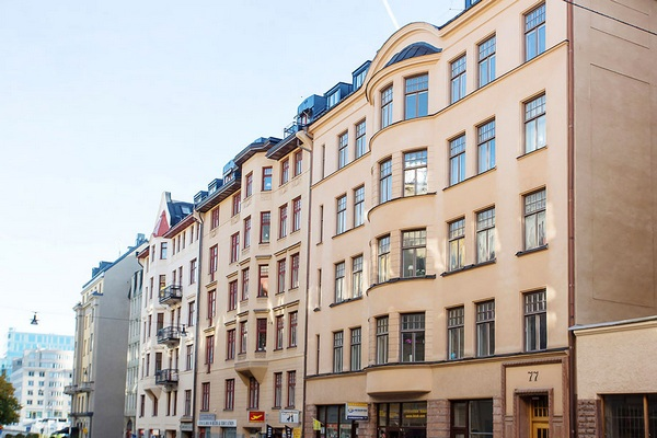 «Вкусно» задекорированный шведский лофт за $2.5 миллиона