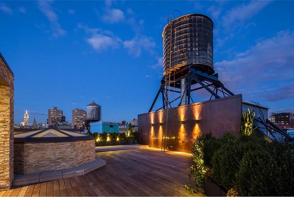 Роскошный пентхаус за $32 миллиона в Сохо с панорамными видами