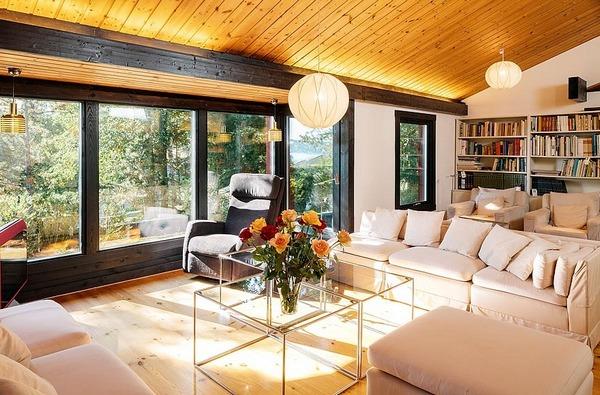 Удобная вилла в Швеции с восхитительным дизайном