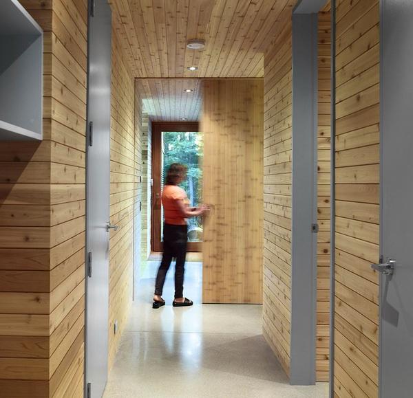 Прекрасная смесь традиционности и современности – «Хитрая Каюта» архитектора Superkul Inc