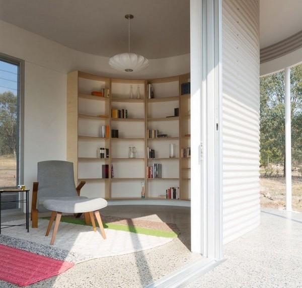 Дом-офис. Павильон с потрясающей современной архитектурой в Австралии